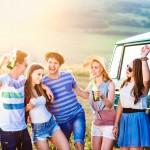 Viaje amigos verano