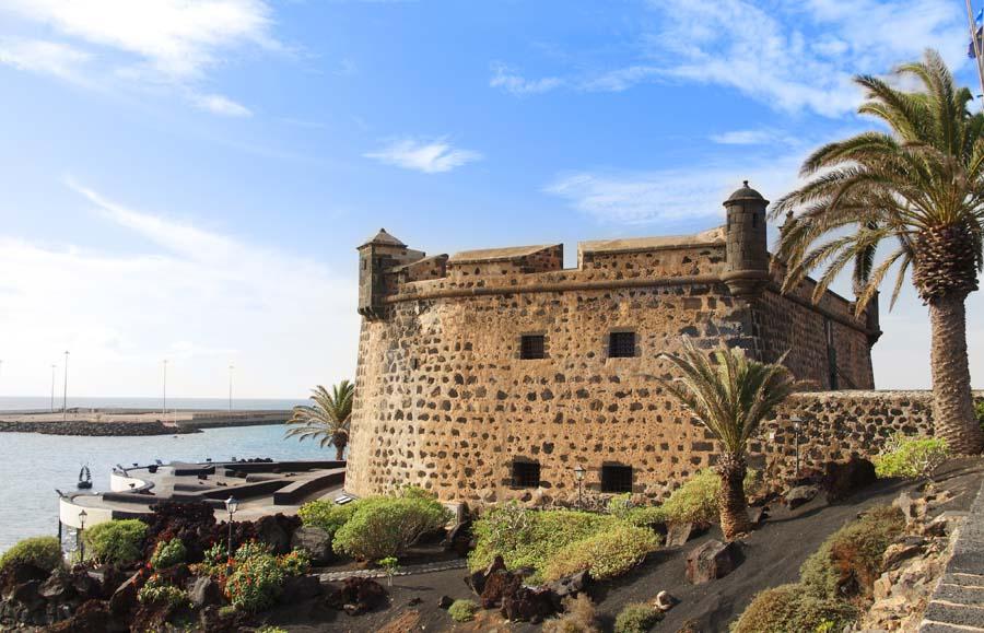 Castillo San José en Arrecife Lanzarote