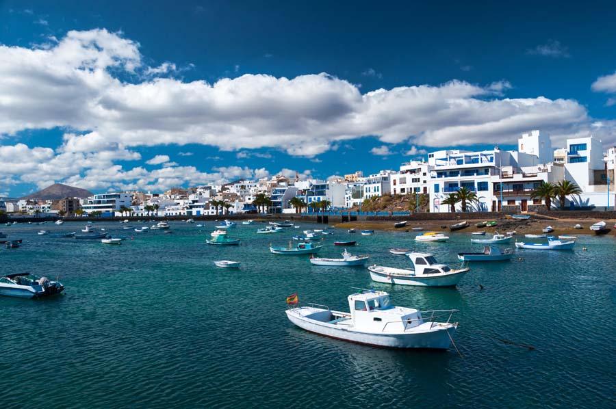 Charco de San Ginés en Arrecife Lanzarote