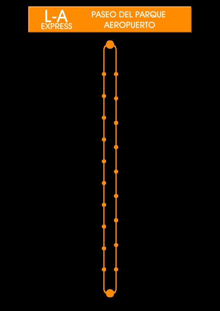Línea A Aeropuerto de Málaga