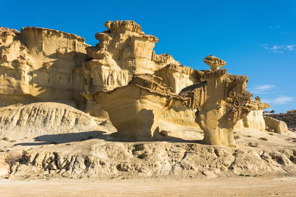 Qué hacer en Murcia - Erosiones de Bolnuevos