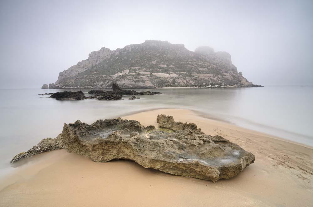 Qué hacer en Murcia - Isla de Fraile