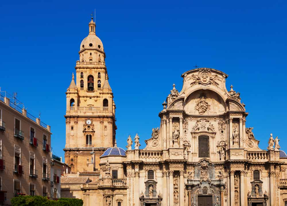 Que ver en Murcia - Catedral de Murcia