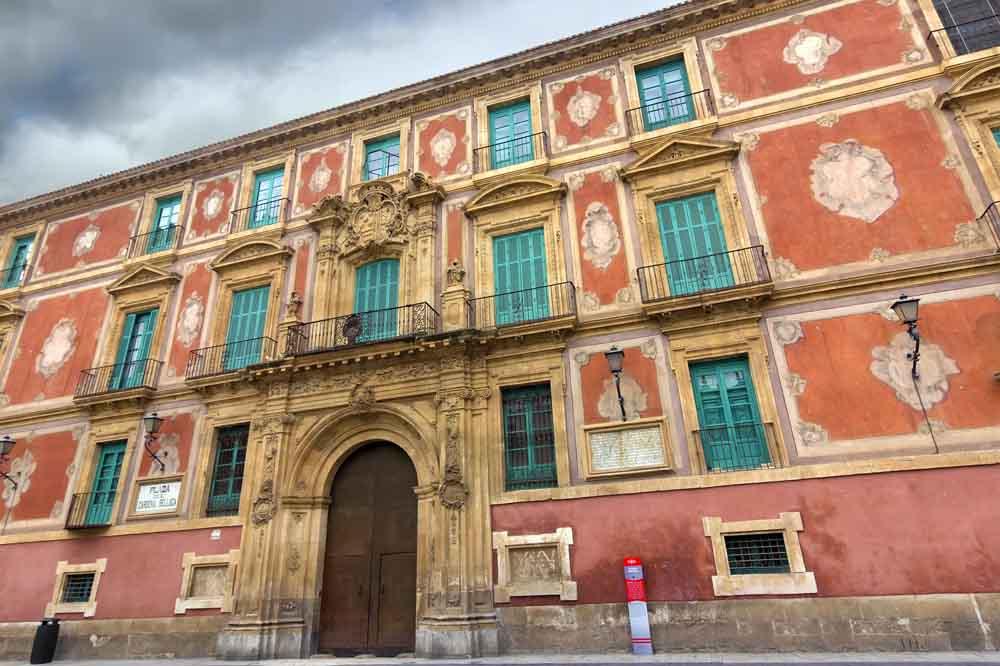 Qué ver en Murcia - Palacio Episcopal