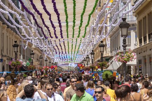 Feria de Málaga - Larios