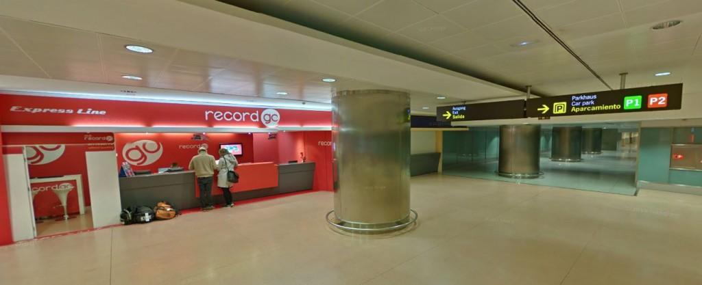 Oficina Record Go Aeropuerto de Málaga