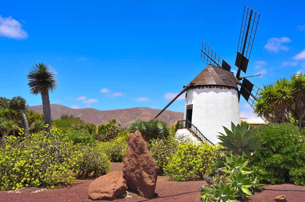 que ver en fuerteventura - Molino de Antigua