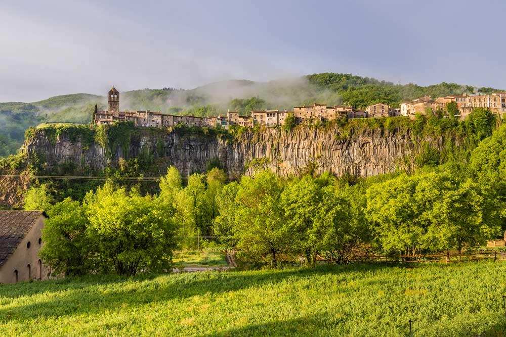 Que ver en Girona Castellfollit