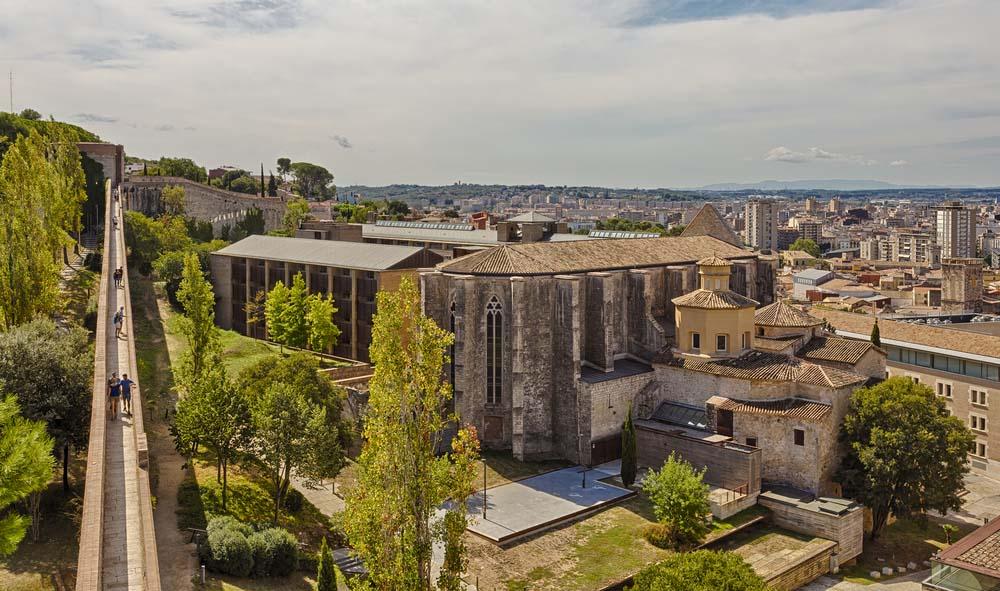 Que ver en Girona murallas