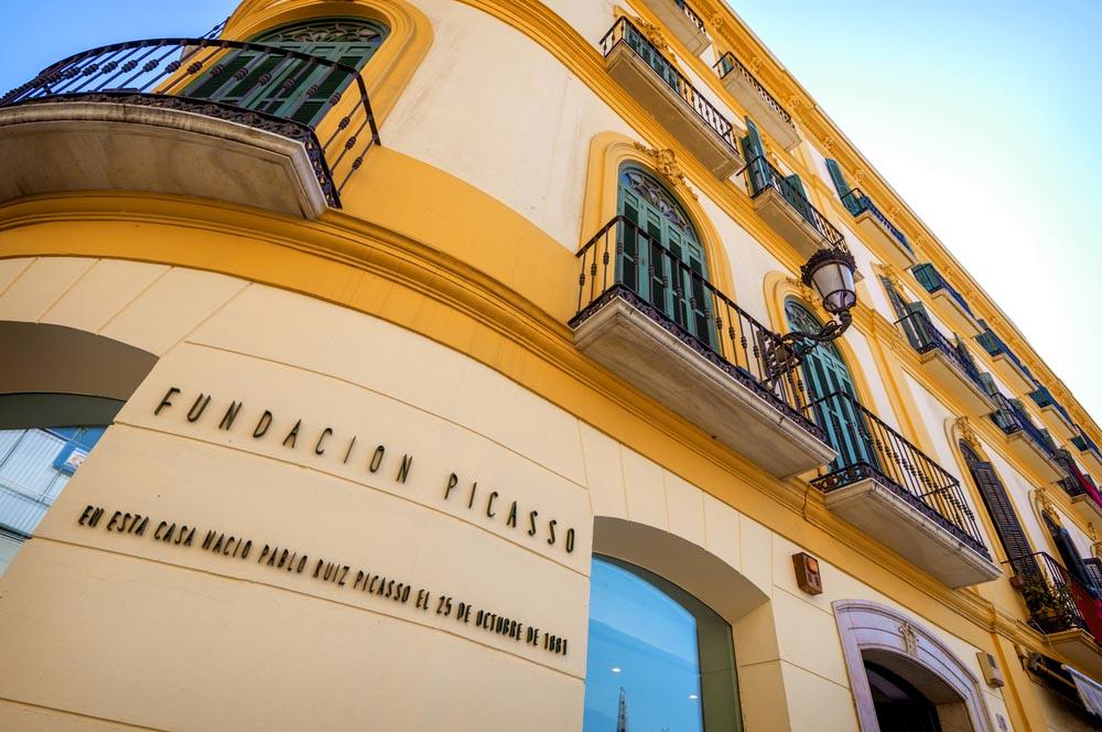 The Picasso's Malaga