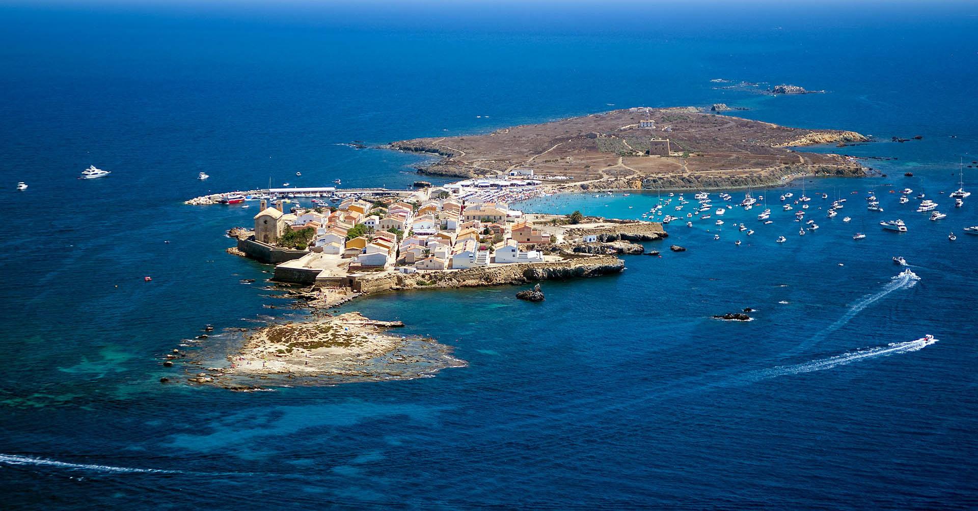 Isla de Tabarca: la última isla habitada de la Comunidad Valenciana