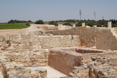 Lucentum: the ancient Roman city of Alicante
