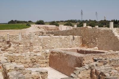 Lucentum: die antike römische Stadt von Alicante
