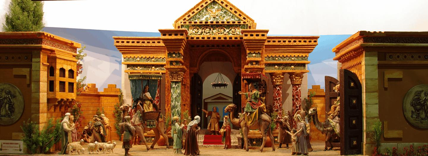 The Nativity Scene Museum in Alicante