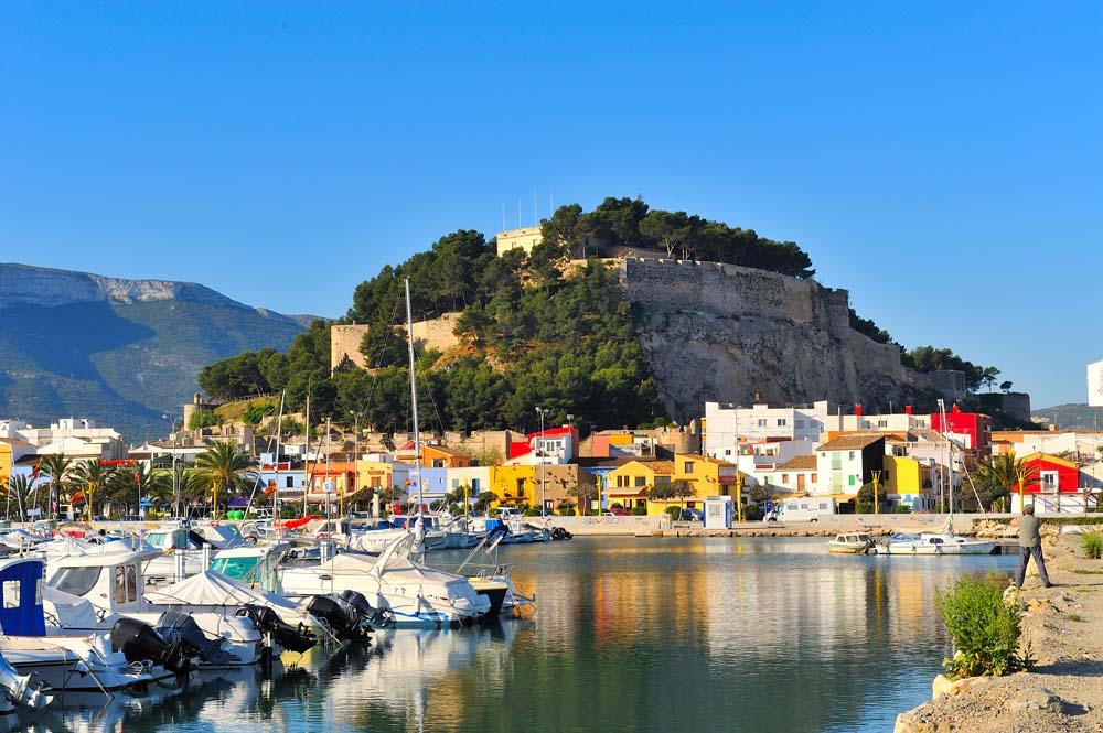Die Route durch die Costa Blanca: das alicantinische Mittelmeer