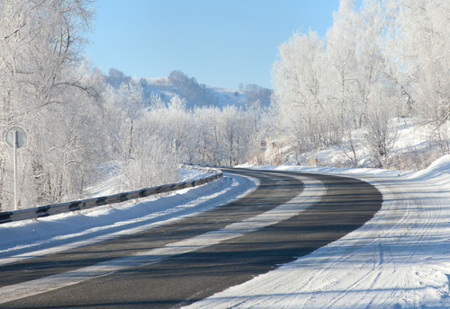Driving in the wintertime. Helpful tips to avoid risk.