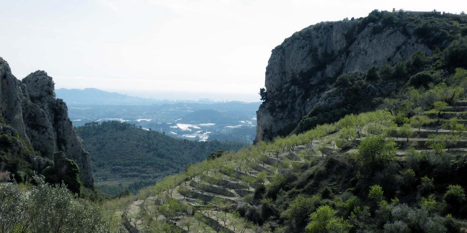 Tárbena: ein kleines Stück Mallorca im Herzen von Alicante