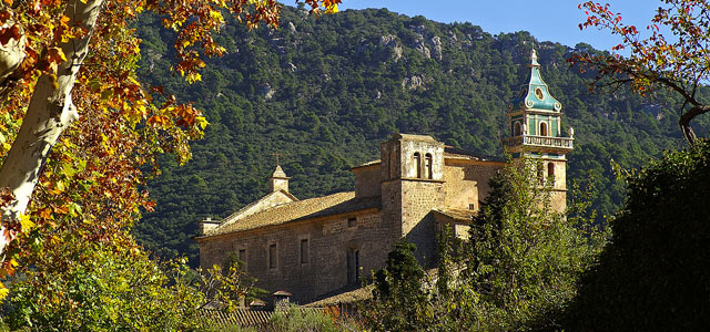 The Carthusian Monastery of Valldemossa
