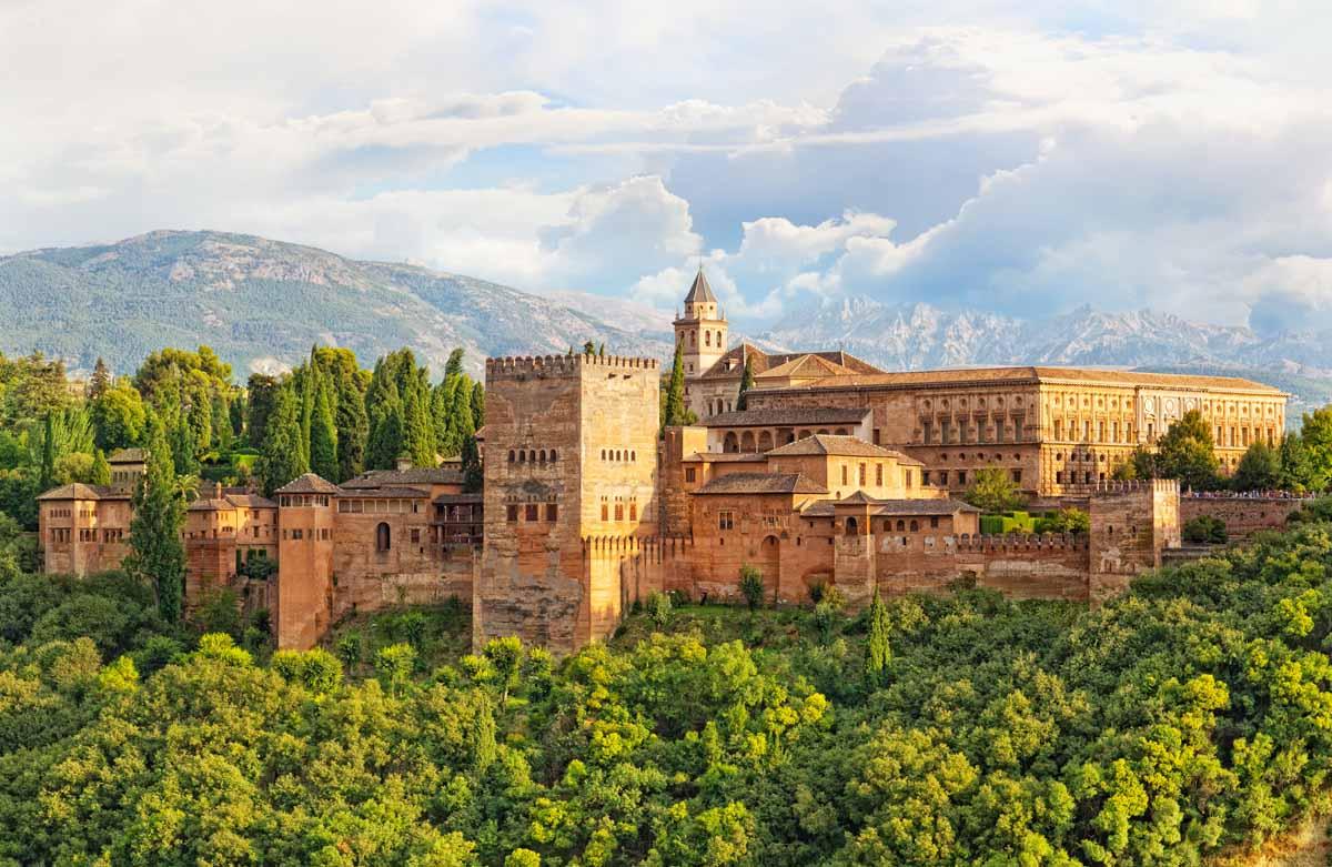 Granada en un fin de semana