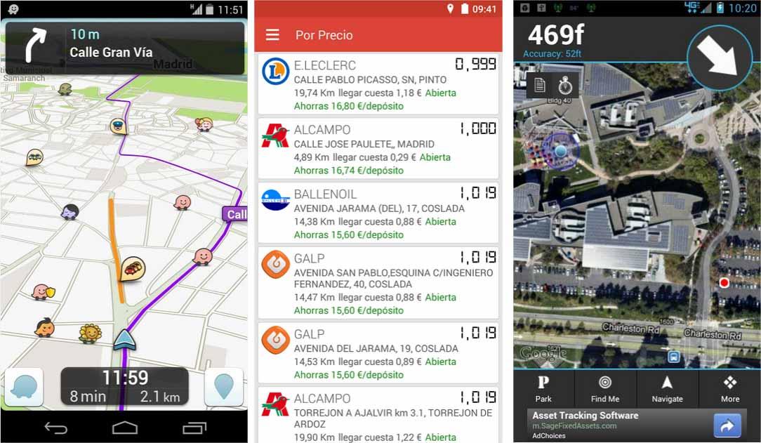 6 apps gratuitas muy útiles para conductores