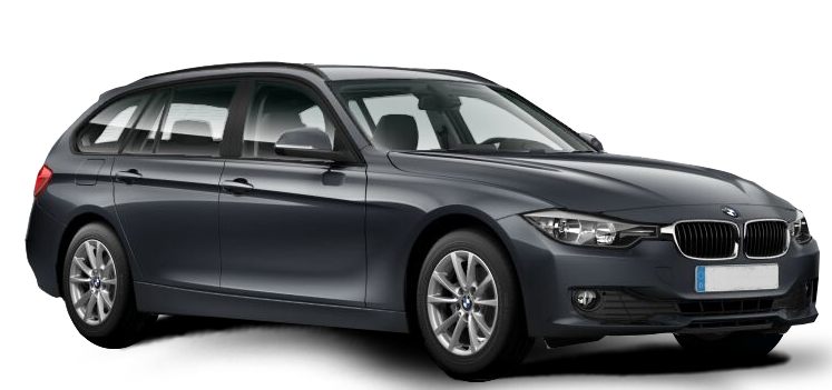 New model in Record Go Mallorca: BMW 318d Touring with 143 horsepower.