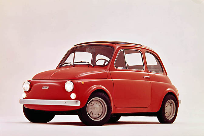 Fiat 500: The history of an icon