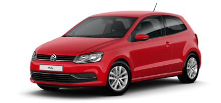 The Volkswagen Polo joins the Record Go rental fleet