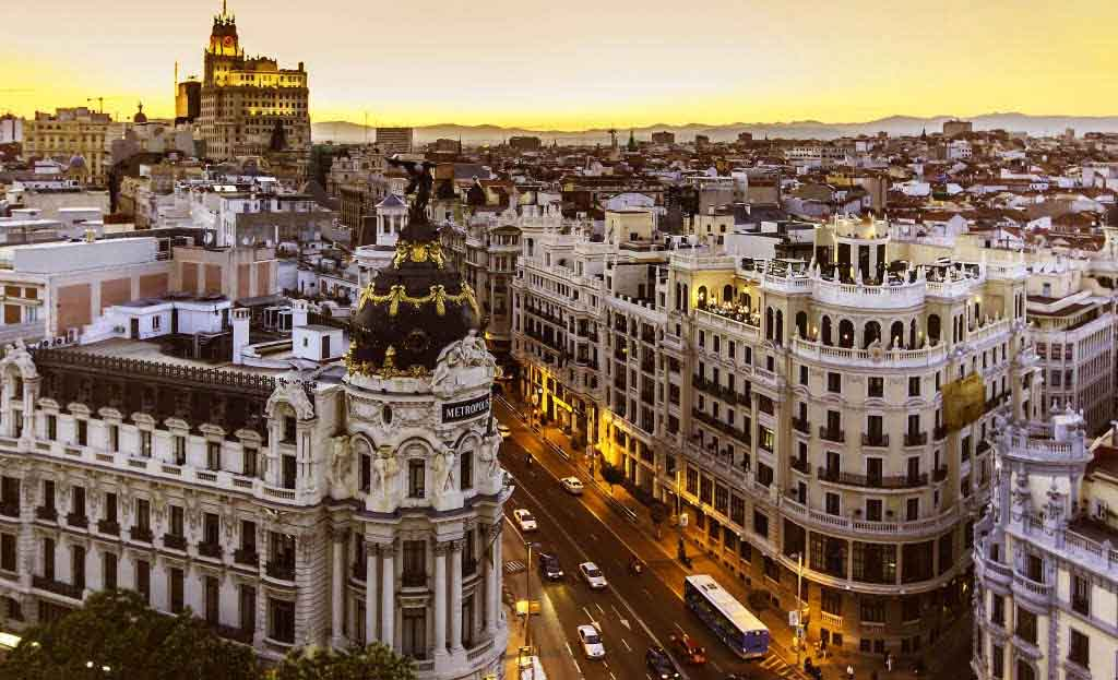10 places to enjoy Madrid from the heights