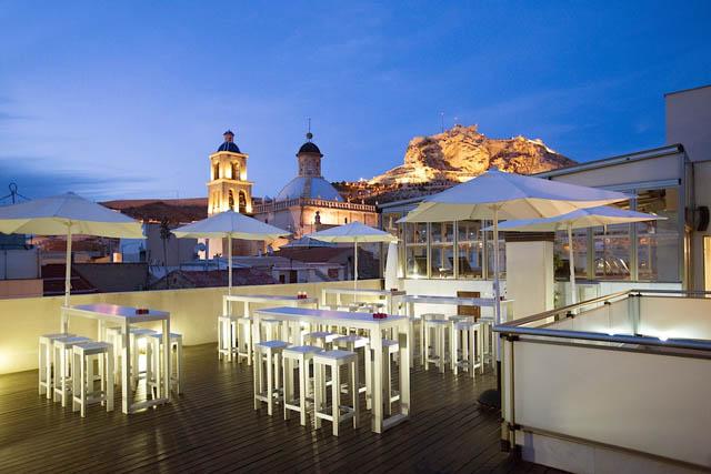 5 terrazas en Alicante donde aprovechar la primavera