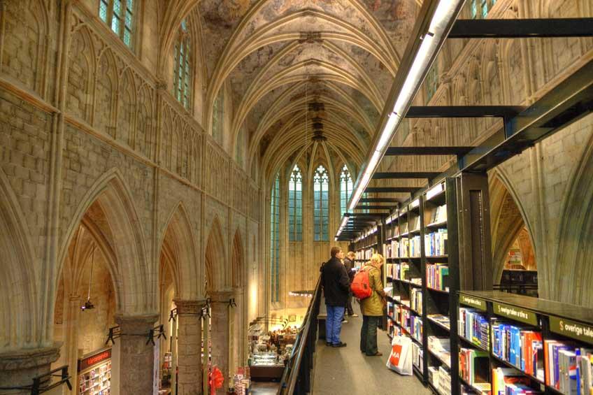 11 faszinierende Bibliotheken, die Sie bestimmt unbedingt besuchen wollen