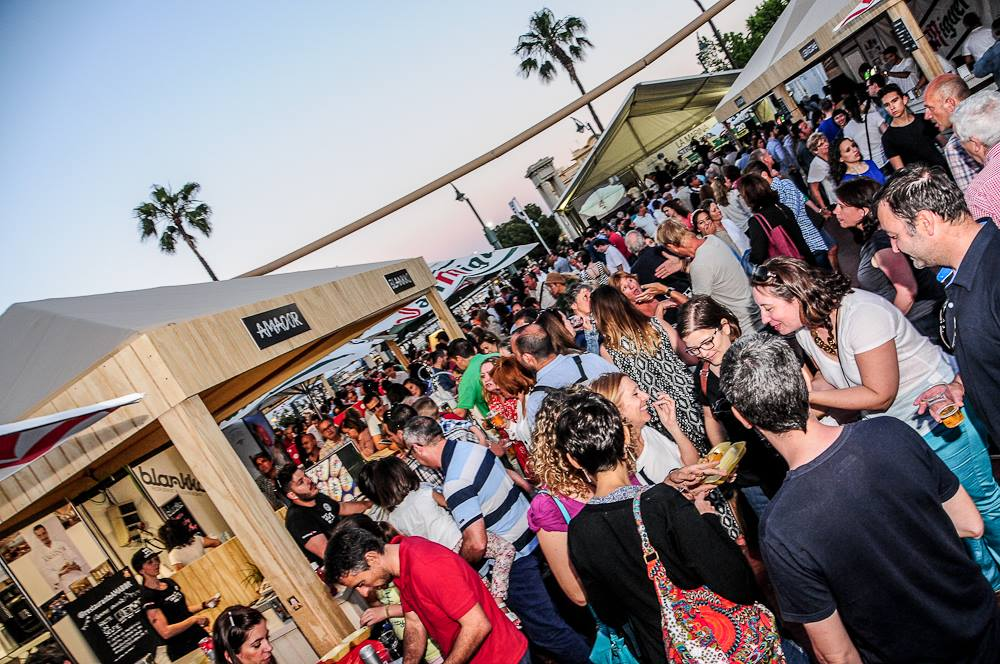 "Verschlingen Sie Málaga im ""Málaga Gastronomy Festival 2016"""