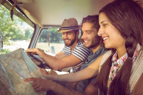 Así cambia tu personalidad según el lugar que ocupes en el coche
