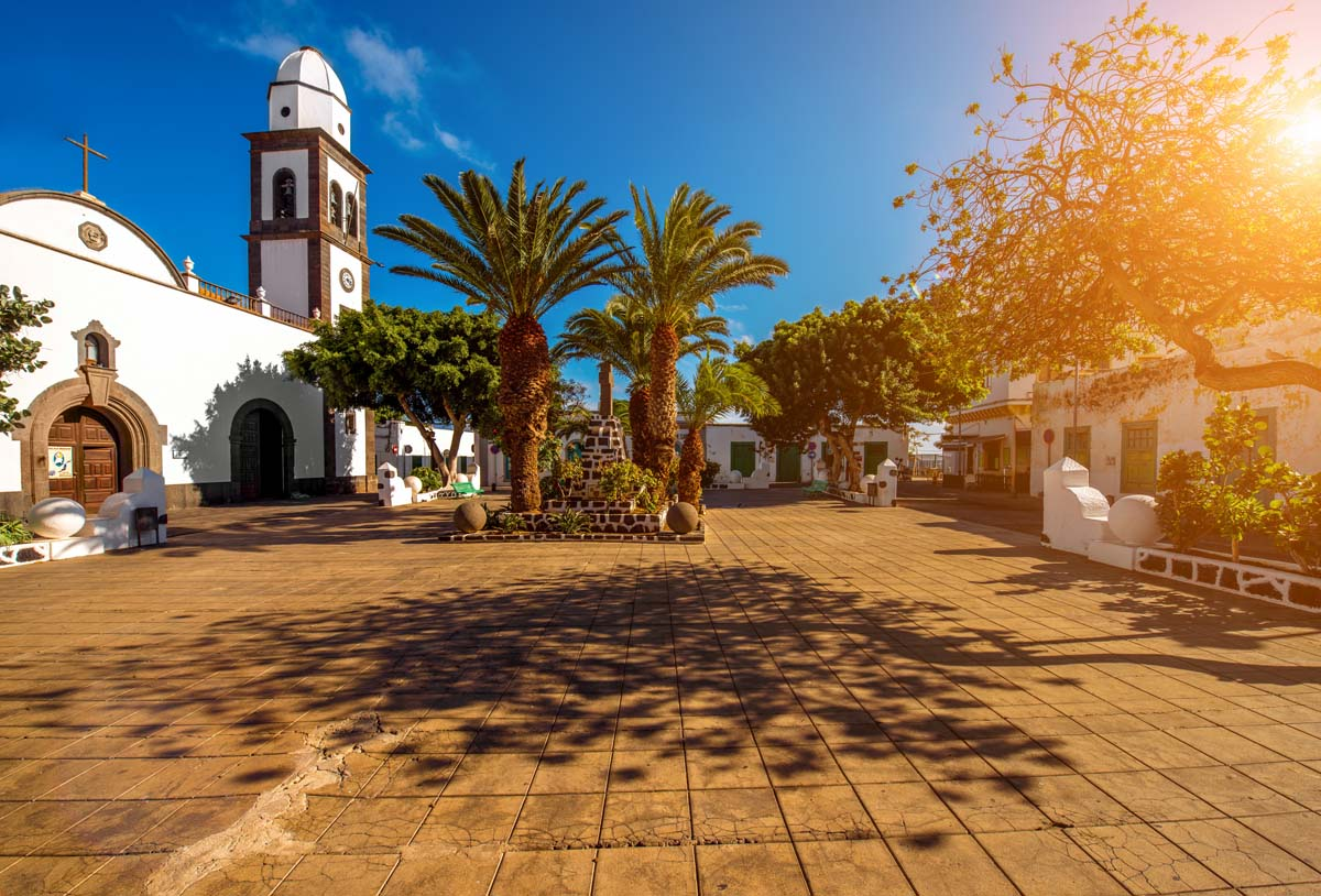 Arrecife en Lanzarote: Ambiente cien por cien marinero