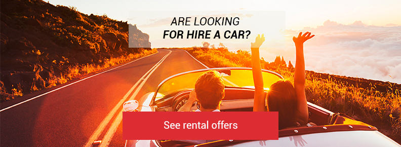 Car hire Spain offers