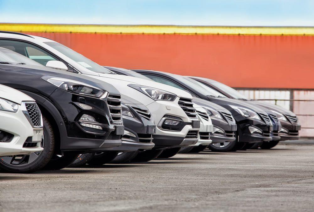 ¿Cuándo se creó el alquiler de coches?