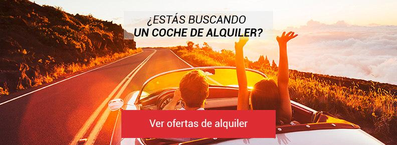 Alquilar un coche en Ibiza aeropuerto