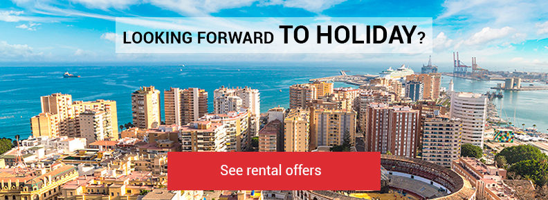 Looking forward to holiday? See rental offers