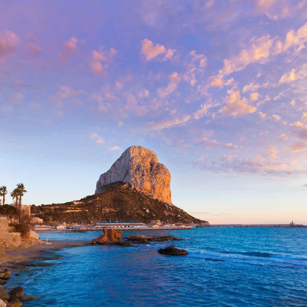 Charmante Dörfer in Alicante