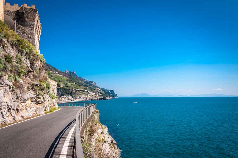 Wochenendreise durch Spanien