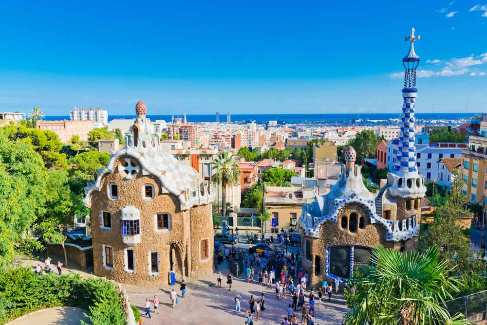 Gaudí- Barcelona en 3 días