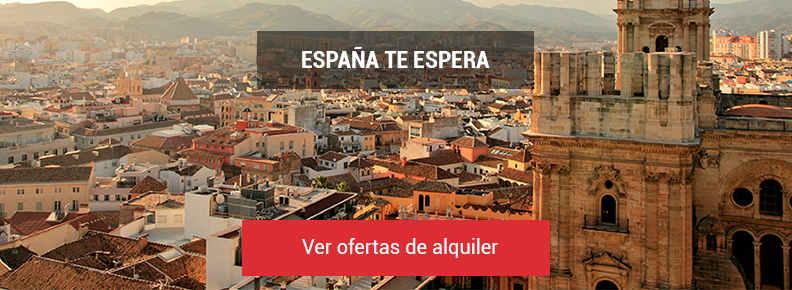 Ver ofertas de alquiler de coches. España te espera.