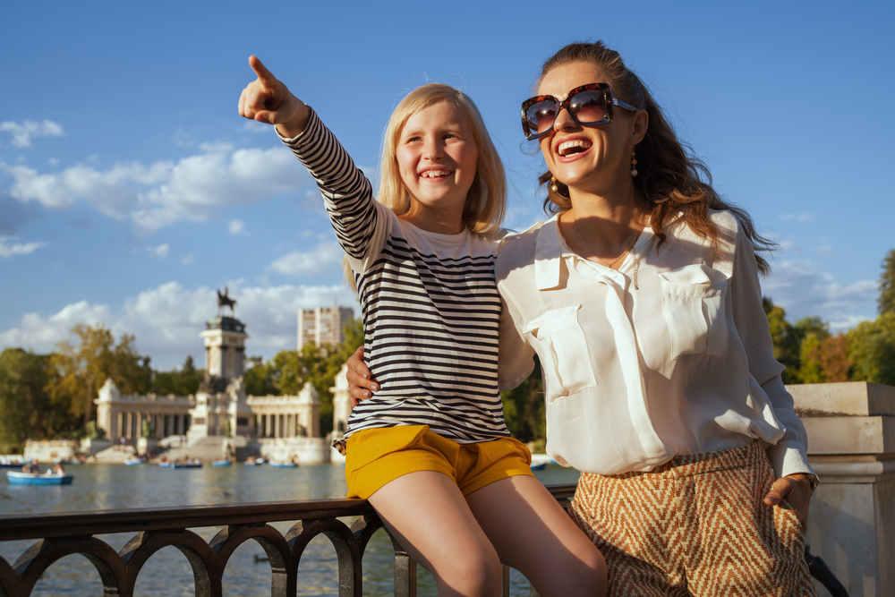 Fin de semana en Madrid con niños