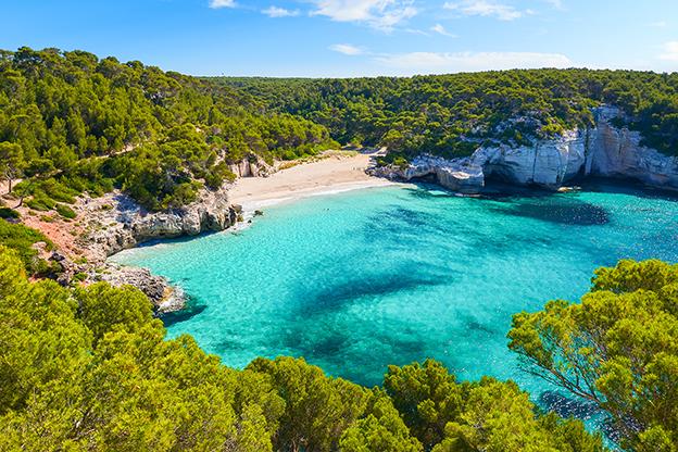 Calas de Menorca: Nuestro TOP de las mejores