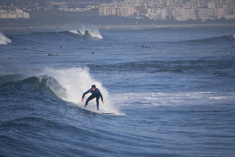 Costa da Caparica: ruta en coche por las mejores playas de Lisboa