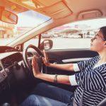 ventajas de conducir un coche de alquiler