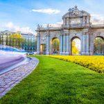 Visita Madrid con tu alquiler de coche