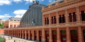 Location voitures Madrid Atocha