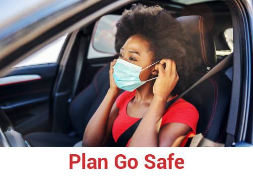 Safe Tourism Mietwagen