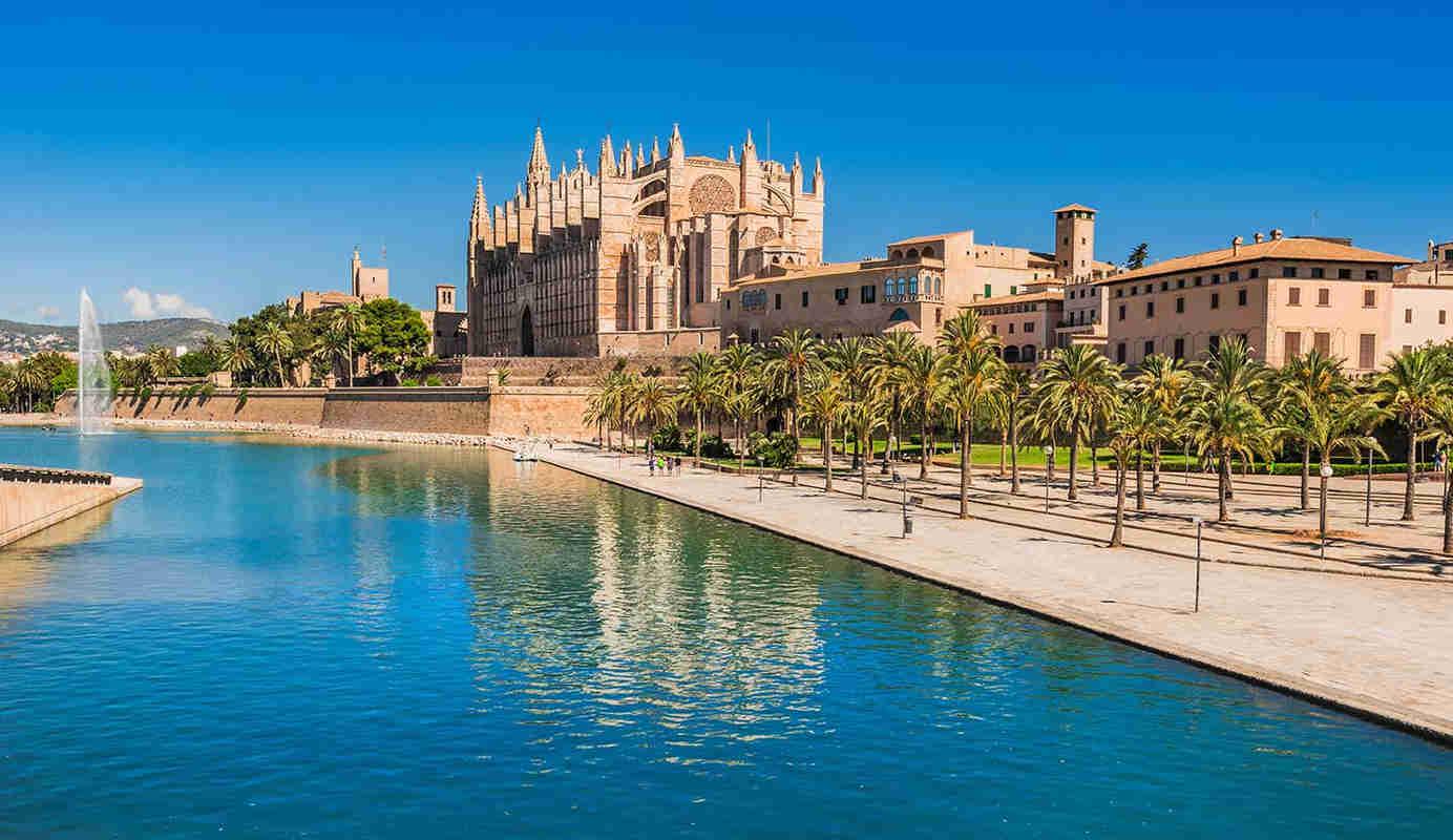 Alquiler coches Palma Mallorca