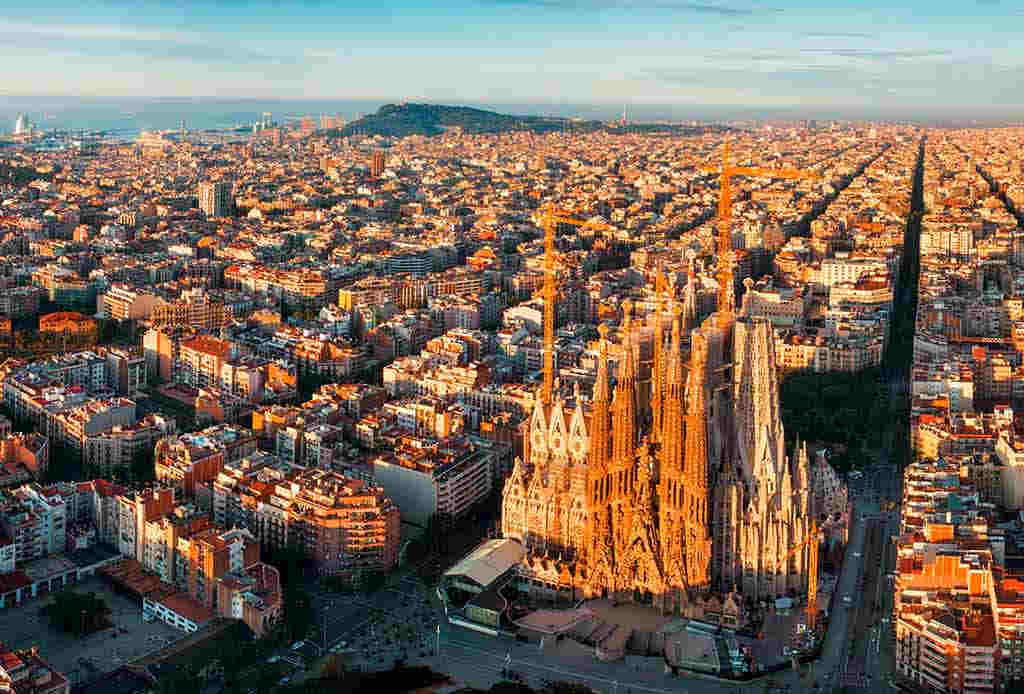 Alquila un coche en la T1 del aeropuerto de Barcelona